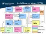 as is systems map nerc