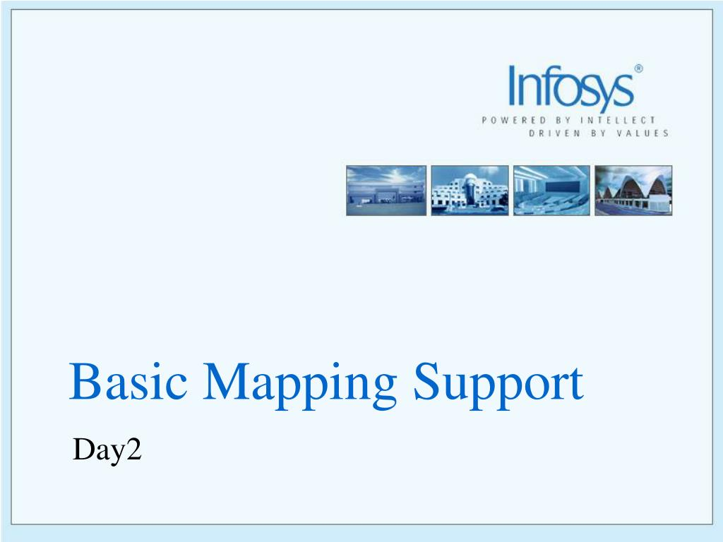 basic mapping support l.