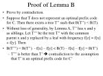 proof of lemma b