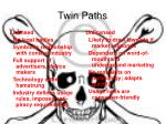 twin paths