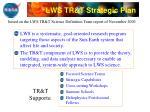 lws tr t strategic plan