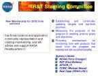 tr t steering committee