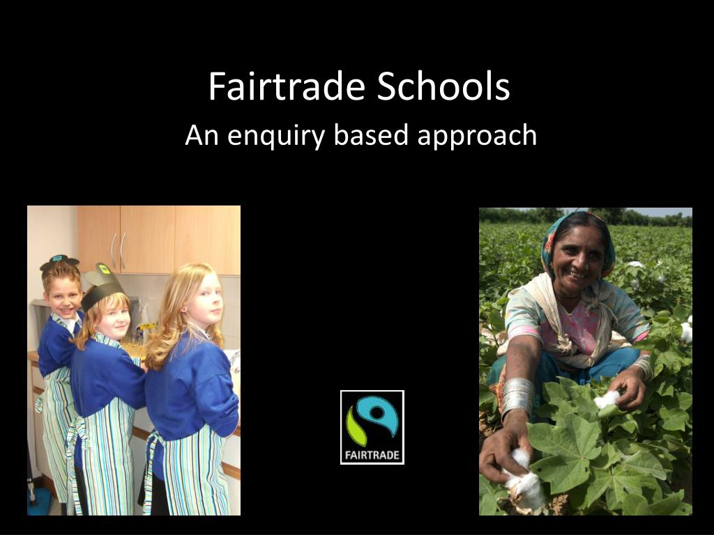 fairtrade schools l.