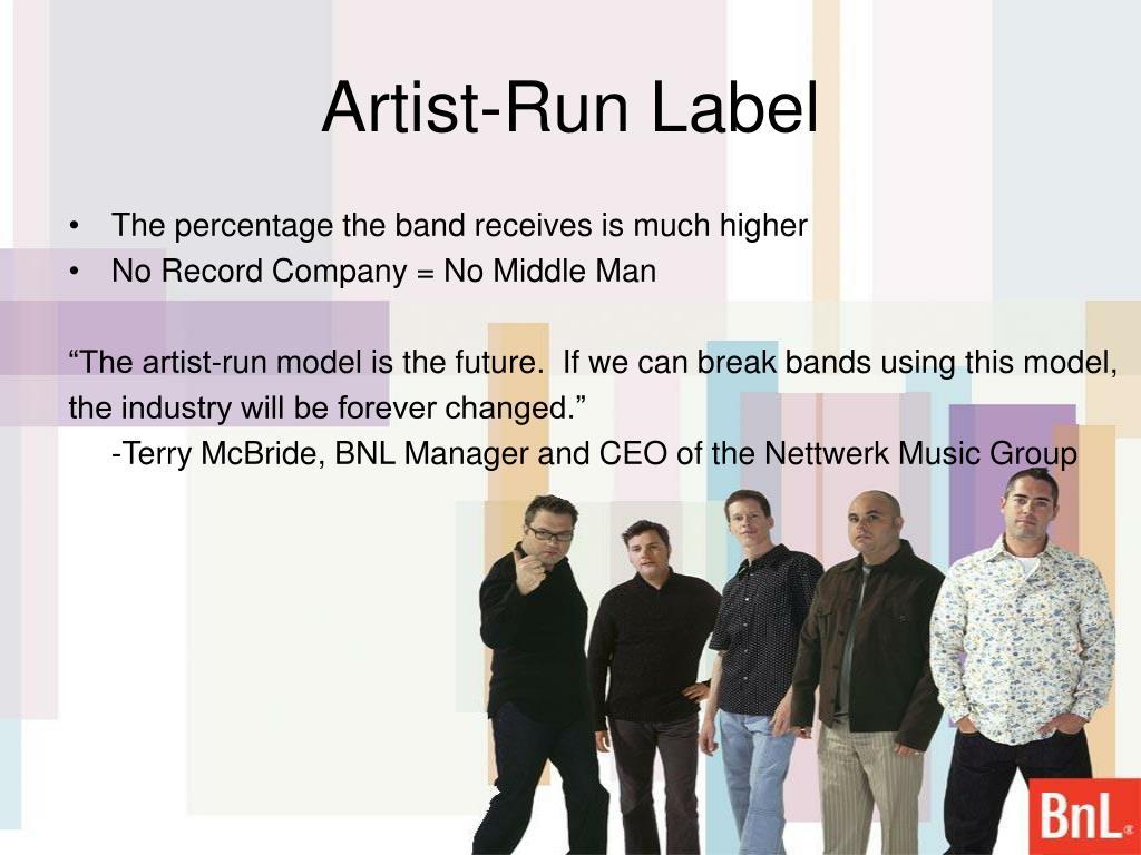 Artist-Run Label