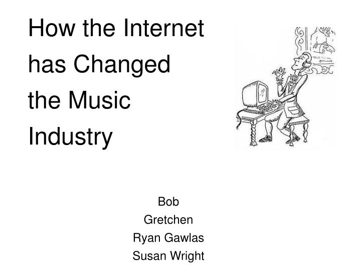 How the Internet