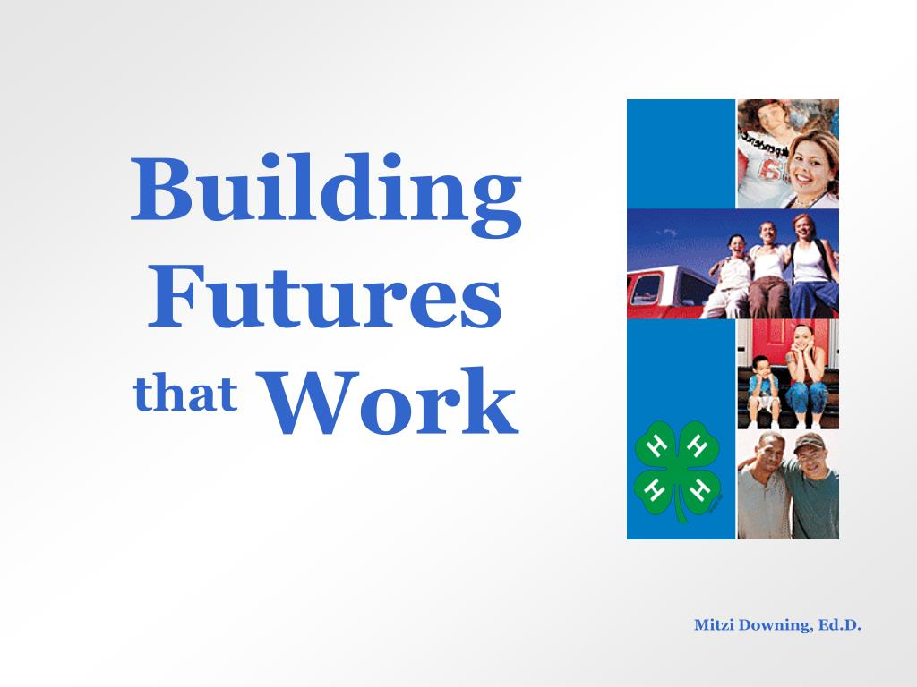 building futures that work l.