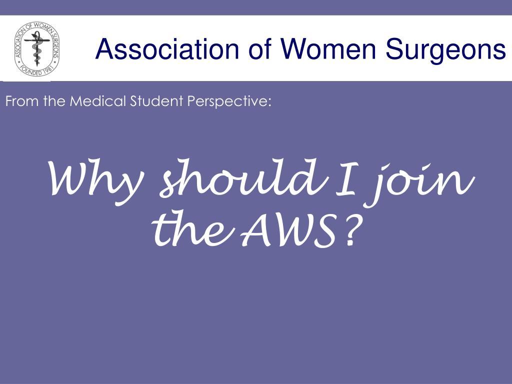 association of women surgeons l.