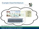 example cloud architecture
