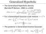 generalized hyperbolic