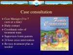 case consultation