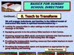8 teach to transform32