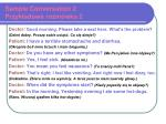 sample conversation 2 przyk adowa rozm wka 2