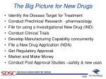 the big picture for new drugs