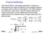 fresnel reflection22