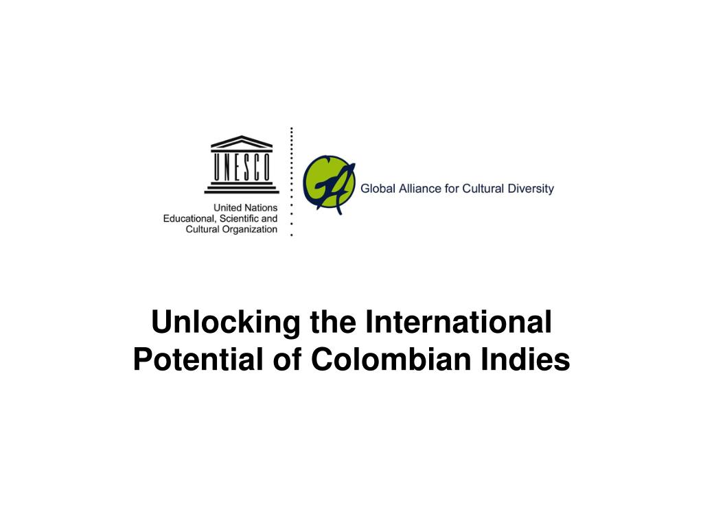 unlocking the international potential of colombian indies l.