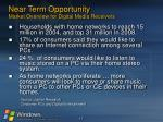 near term opportunity market overview for digital media receivers