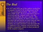 the bad7