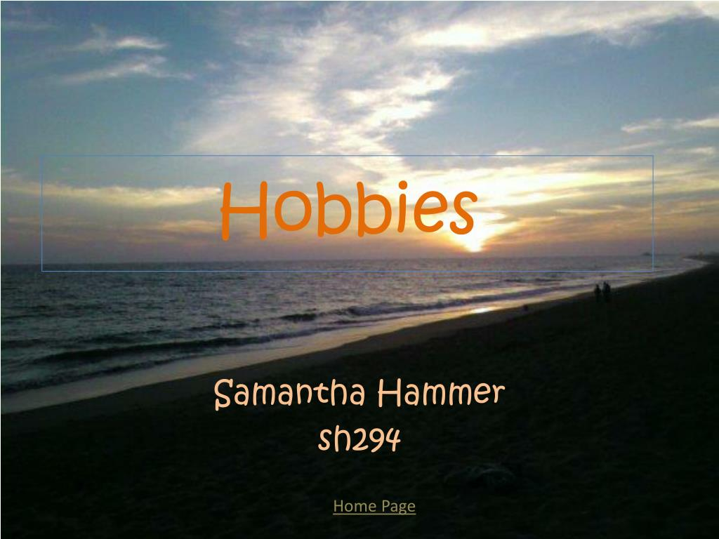 hobbies l.
