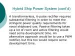 hybrid ship power system cont d34