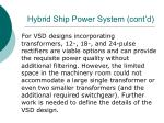 hybrid ship power system cont d35