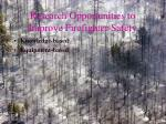 research opportunities to improve firefighter safety48