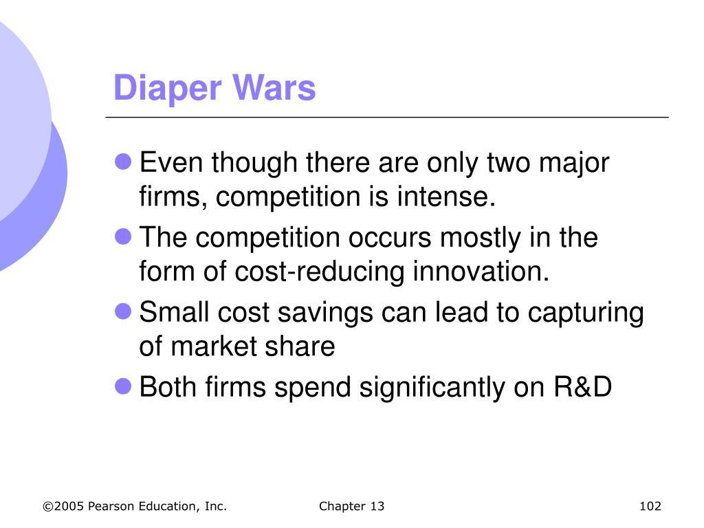 Diaper Wars