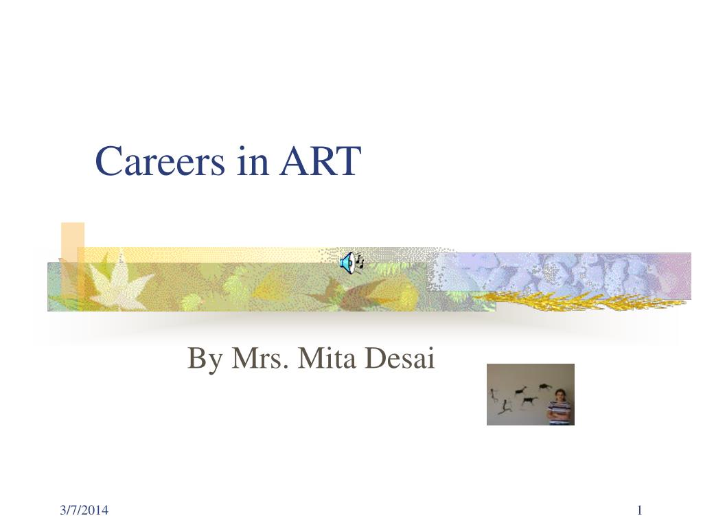careers in art l.