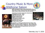 country music more wildhorse saloon
