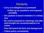 reliability20