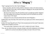 who is magog