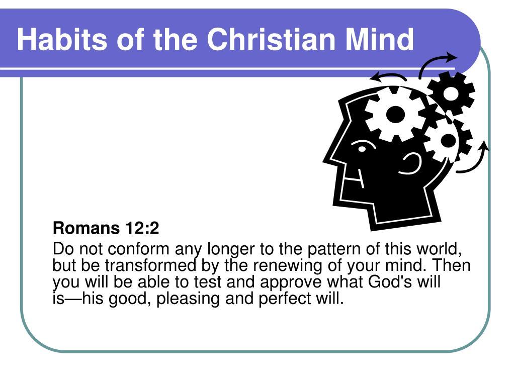 habits of the christian mind l.