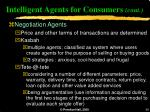 intelligent agents for consumers cont39