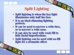 split lighting68
