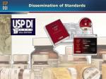 dissemination of standards