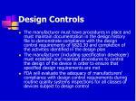 design controls61
