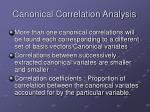 canonical correlation analysis3