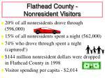 flathead county nonresident visitors