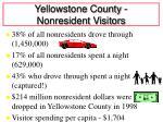 yellowstone county nonresident visitors