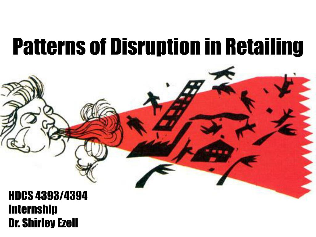 patterns of disruption in retailing l.
