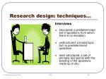 research design techniques29