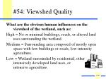 54 viewshed quality