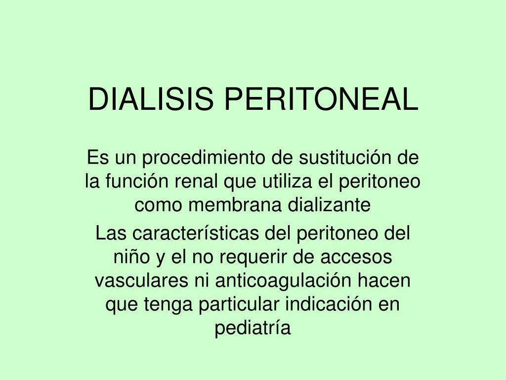 dialisis peritoneal l.