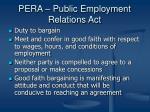 pera public employment relations act