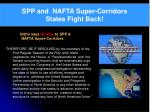 spp and nafta super corridors states fight back35