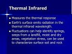 thermal infrared