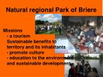 natural regional park of briere14