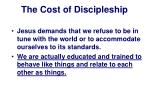the cost of discipleship15