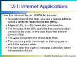 15 1 internet applications15