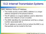 15 2 internet transmission systems49