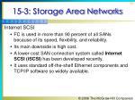15 3 storage area networks56
